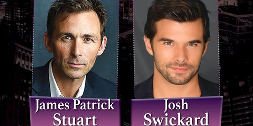 General Hospital's James Patrick Stuart & Josh Swickard in Montreal!