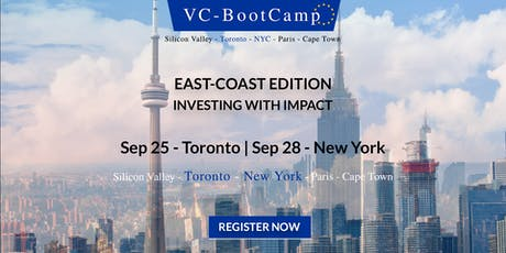 VC-BootCamp East-Coast - Investing with Impact in Developing Markets  tickets
