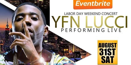 Lucci performing live tickets