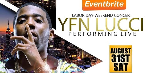 Lucci performing live