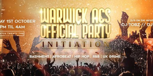 ACS INITIATION (WARWICK ACS)