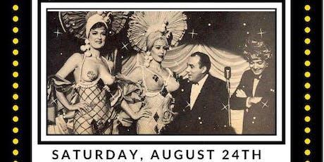 Brazen Burlesque tickets