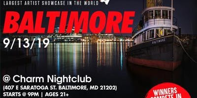 Coast 2 Coast LIVE Artist Showcase Baltimore, MD  - $50K Grand Prize