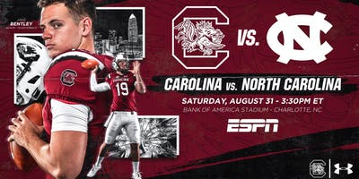 Game Viewing Party | Carolina Gamecocks vs. UNC-CH