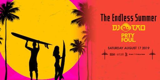 The Endless Summer ft. DJ Tao | Royale Saturdays | 8.17.19 | 10:00 PM | 21+