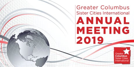 FEATURE PRICING - Greater Columbus Sister Cities International Annual Meeting tickets