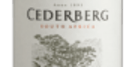 Cederberg South African Wine Tasting tickets