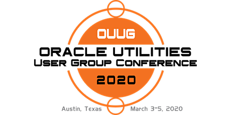 2020 Oracle Customer Care and Billing (CCB) Users Group Conference tickets