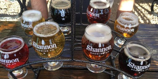 Shannon Brewing Company Weekday Taproom Hours
