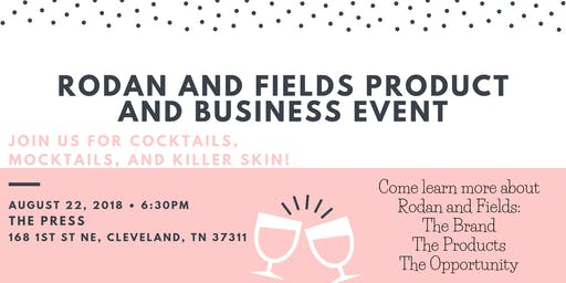Rodan and Fields Product and Business Event