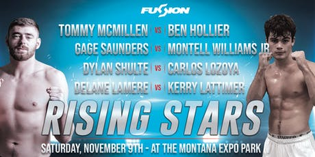 Fusion Fight League Presents: Rising Stars 2 tickets