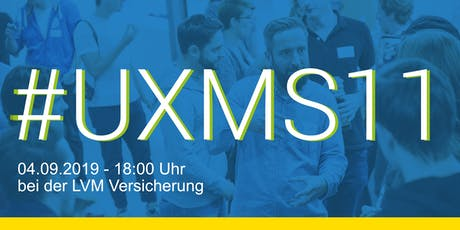 UXMS Meetup - #UXMS11 Tickets