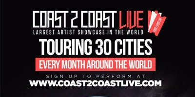 Coast 2 Coast LIVE Artist Showcase Louisville, KY- $50K Grand Prize