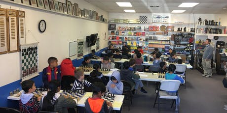 2019 Regional Scholastic Chess Series Part II tickets