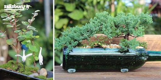 Bonsai in a Bottle