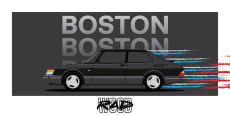RADwood Boston tickets