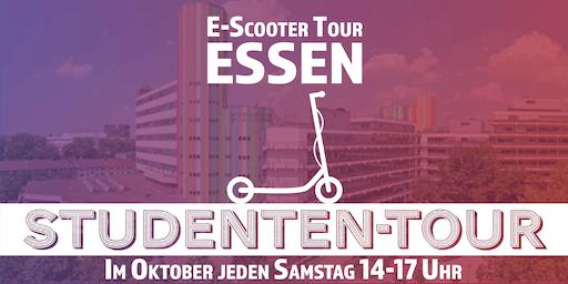 E-Scooter Studenten-Tour Essen