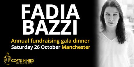 Fadia Bazzi: Copts In Need Fundraising Gala Dinner Manchester tickets