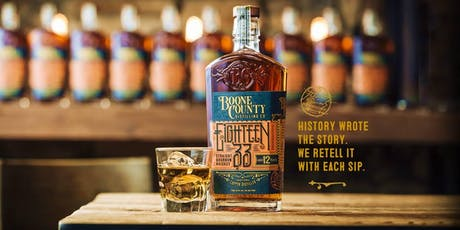 Boone Co. Bourbon Release Party tickets