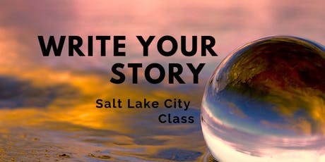 Write your life story - SLC class tickets