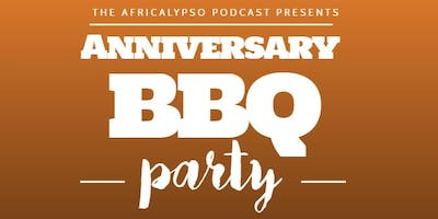The Africalypso Podcast: Anniversary BBQ Party