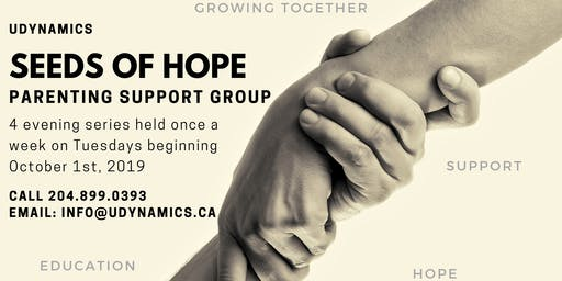 Seeds of Hope Parenting Support Group
