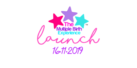 The Multiple Birth Experience Launch tickets