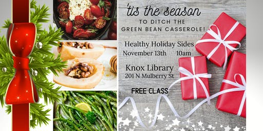 Healthy Holiday Sides