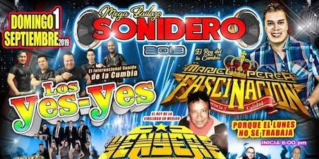 Mega Bailazo Sonidero 2019 tickets