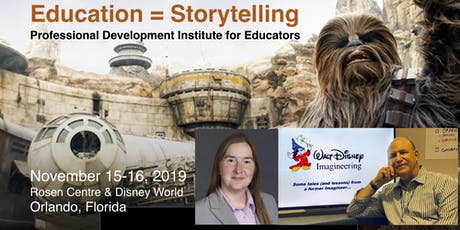 Education = Storytelling tickets