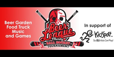 Ball Hockey And Beer Garden @ The BREWERY