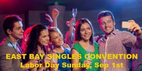 East Bay Singles Convention tickets