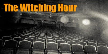 Overnight Paranormal Investigations (The Witching Hour) tickets