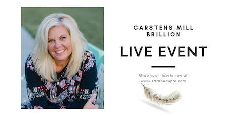 An Evening of Spirit Communication with Wisconsin Psychic Medium Sara Beaupre - Brillion Live Event tickets
