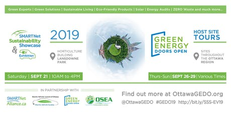 Green Drinks Ottawa - A Sustainable Sneak Peek!  tickets