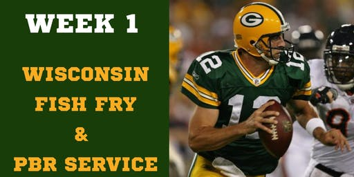 Packers vs Bears Fish Fry