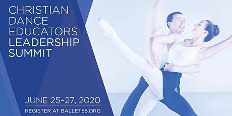 Christian Dance Educators Leadership Summit tickets