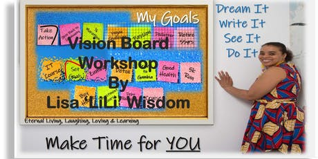 Leeds Vision Board Workshop tickets