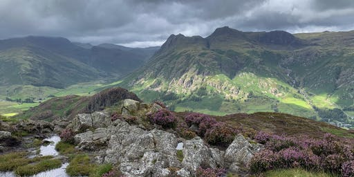 We find our way in Langdale