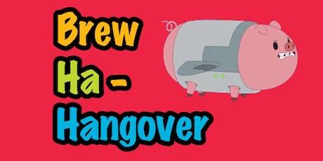 Laughs at Taft's - Brew Ha-Hangover tickets