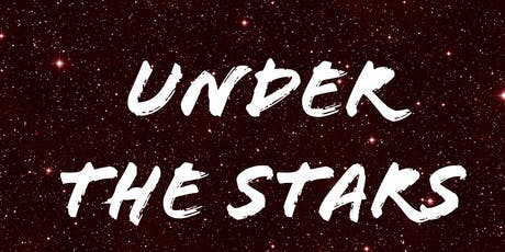 Under the Stars Sip & Paint  tickets