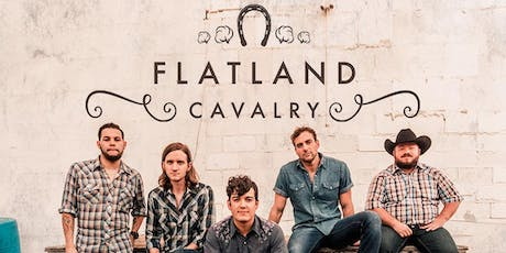 Flatland Cavalry @ Goldfield Trading Post tickets