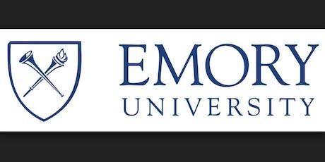 Emory University Representative Visit tickets