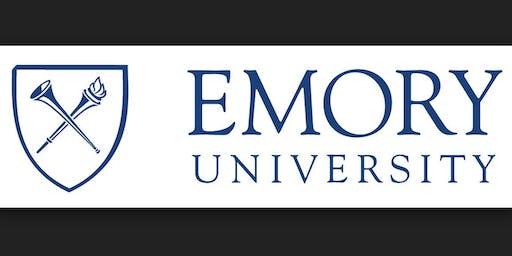 Emory University Representative Visit