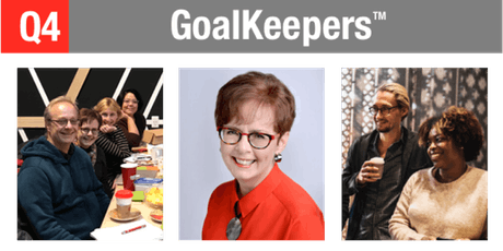 GoalKeepers Q4:  Designing World-Class Client Experience tickets