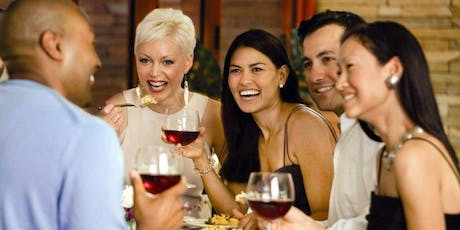 Table for 8 (40 - 47 age group)  Group Blind Dating tickets