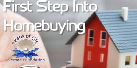 First Step Into Homebuying tickets
