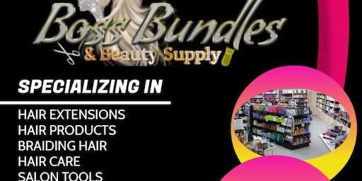 Start Online Beauty Supply Store Free!!
