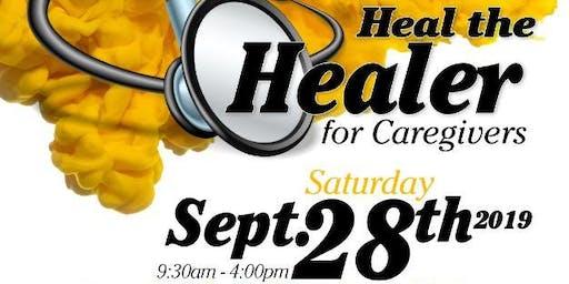 Heal The Healer San Antonio Caregiver Symposium 2019