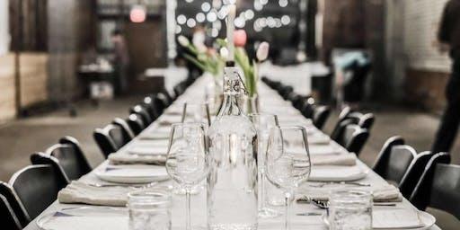 VIN VAN Long Table Dinner